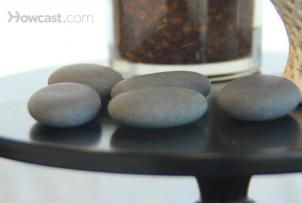 What Is Hot Stone Massage Therapy?