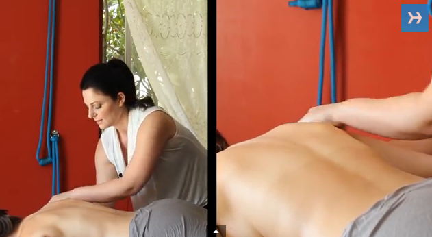How to Give a Shoulder Massage