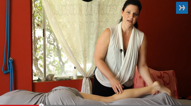 How to Massage the Calves