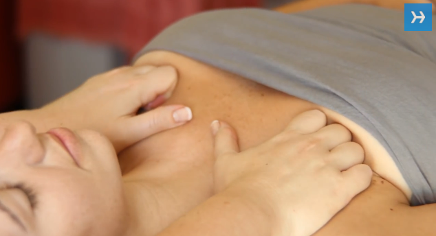 How to Massage the Chest